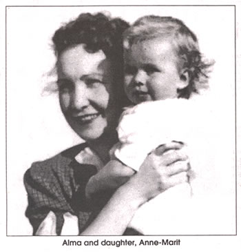 Alma and Anne-Marit